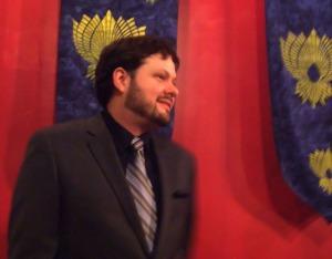 Thelemic Symposium creator and moderator, Frater Enatheleme