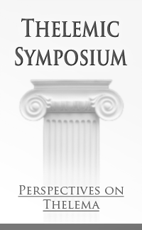 Thelemic Symposium is a panel discussion and question/answer session engaging the considerable experience and knowledge of three long-time Thelemites.